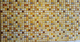 декоративна пластикова листова панель ПВХ Грейс Марракеш 0,3мм 955*480 мм