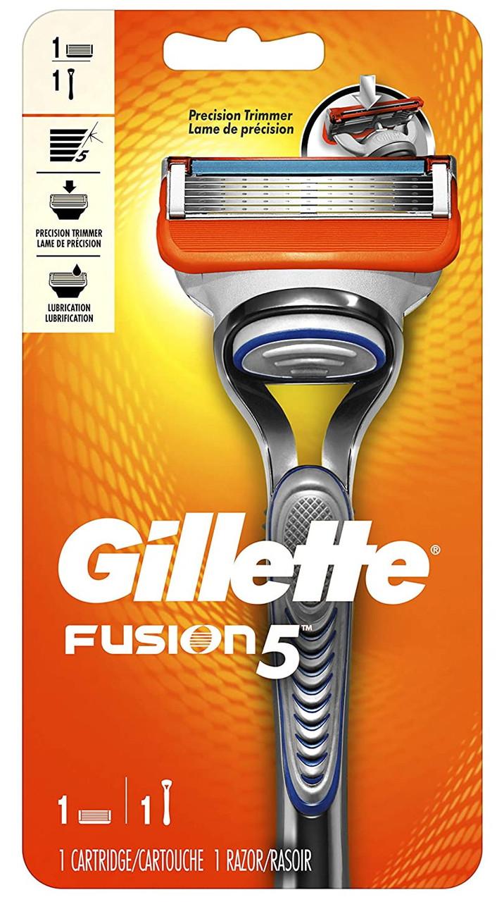Станок Gillette Fusion (1)