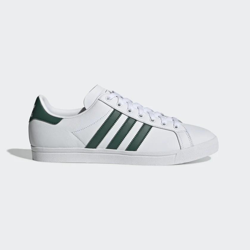 Кроссовки мужские Adidas Coast Star белые (EE9949)