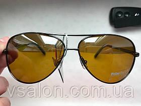 Очки для водителей авиатор 0502