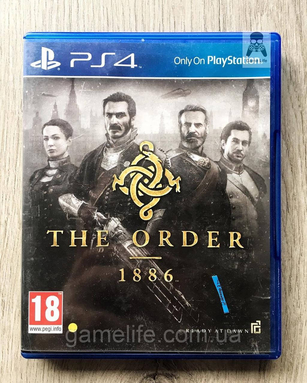 The Order 1886 (рус.) (б/у) PS4