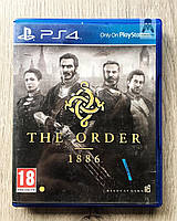The Order 1886 (рус.) (б/у) PS4, фото 1