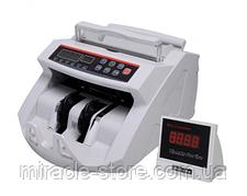 Рахункова машинка для купюр, банкнот, валют, грошей, Bill Counter з виносним екраном