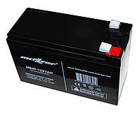 Аккумулятор для ИБП 12В 7Ач Maxxter / MBAT-12V7AH /  ШхДхВ 150x64x98