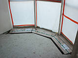 Конвектор внутрипольный большой мощности КПТ 360.3000.125. Алюминевый корпус, вентилятор. Одесса, фото 8