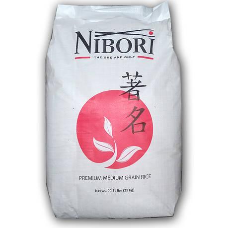 Рис для суши Nibori 25 кг, фото 2