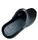 Мужские кроксы ОЛИМП (оригинал) черные размер 44-45, фото 3