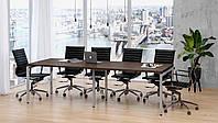 Стол для переговоров Q-270 Loft Design Венге Корсика