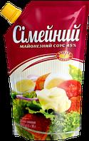 """Д/п 45% 580г М-зний соус""""Сімейний""""ТМ ЧугуєвПрод"""