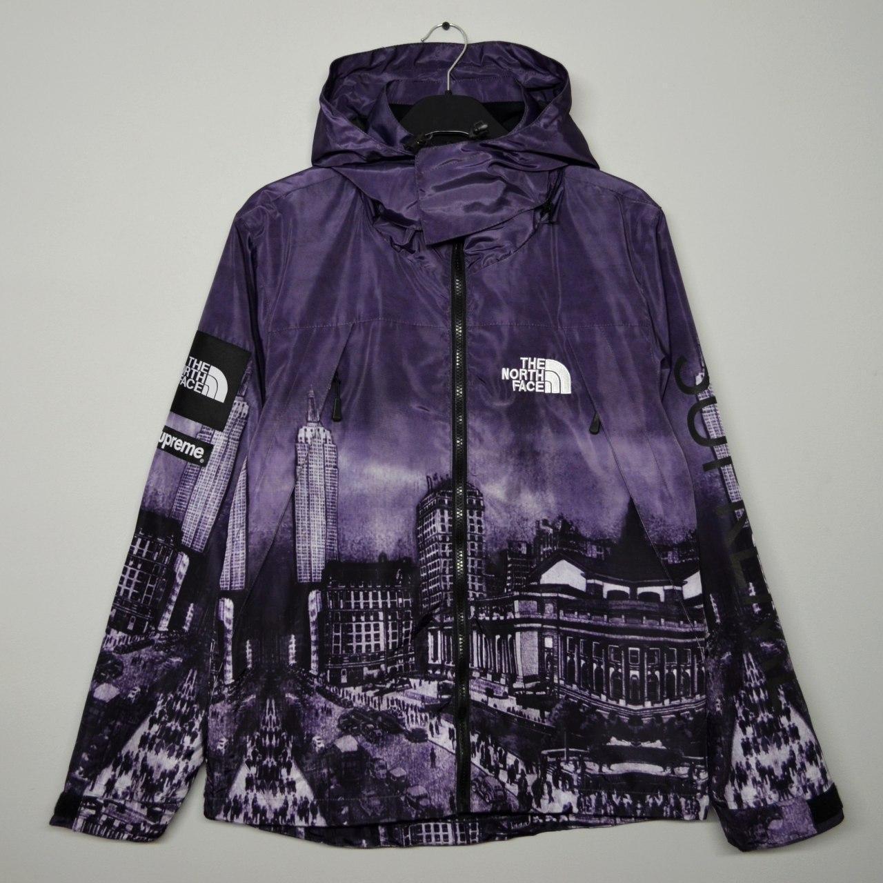 Куртка Supreme x The North Face summit night city