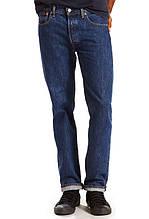 Джинсы мужские Levi's 501 Original Fit Dark Stonewash Синий (005010194)