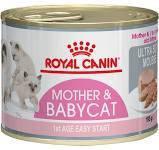 Корм Роял Канин Mother & Babycat 195 г корм для котят с момента отъема до 4 месяцев