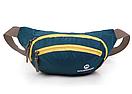 Спортивная сумка бананка на пояс Maleroads темно-синяя, фото 2