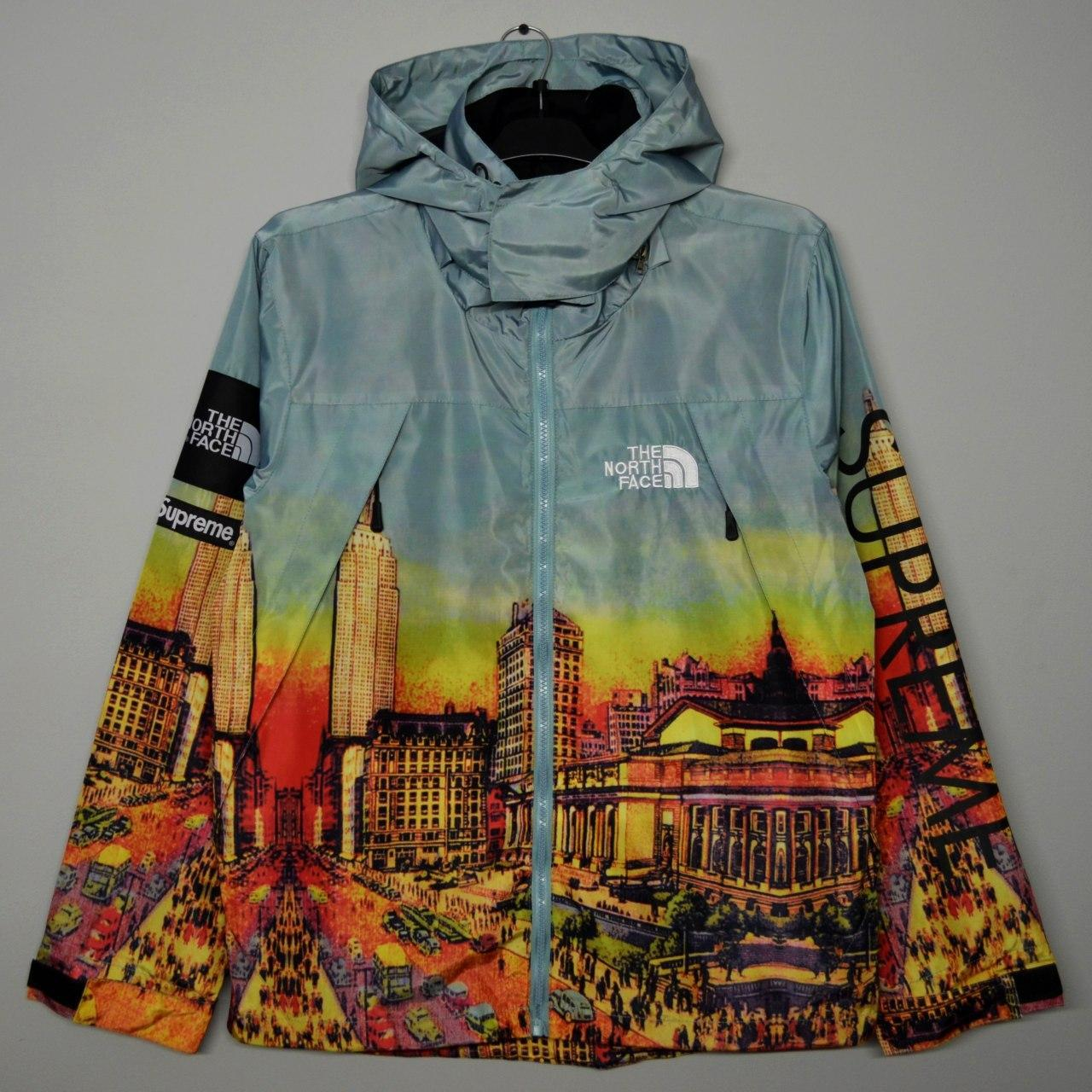 Куртка Supreme x The North Face summit day city