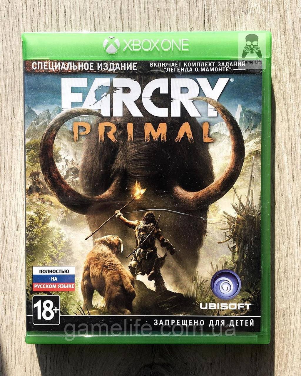 Far Cry Primal (рус. суб.) (б/у) Xbox One