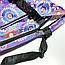 Экосумка с карманом на молнии складывающаяся в кошелек расцветки микс, фото 6