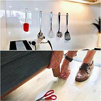 Сверсильная клейкая лента Ivy Grip Tape длина 5м, ширина 3см, двухсторонний, прозрачный, Крепежные ленты