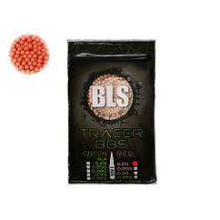 BLS PRECISION BB PELLETS трассерные красные – 0.20g 1kg