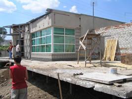 Проеектирование и строительство уличных архитектурных форм. 1