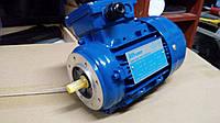 Электродвигатель  трехфазный 0,18 кВт, 2800 об/мин.