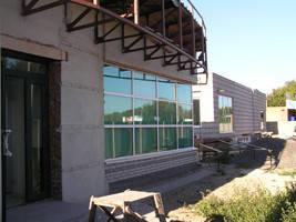 Проеектирование и строительство уличных архитектурных форм. 5