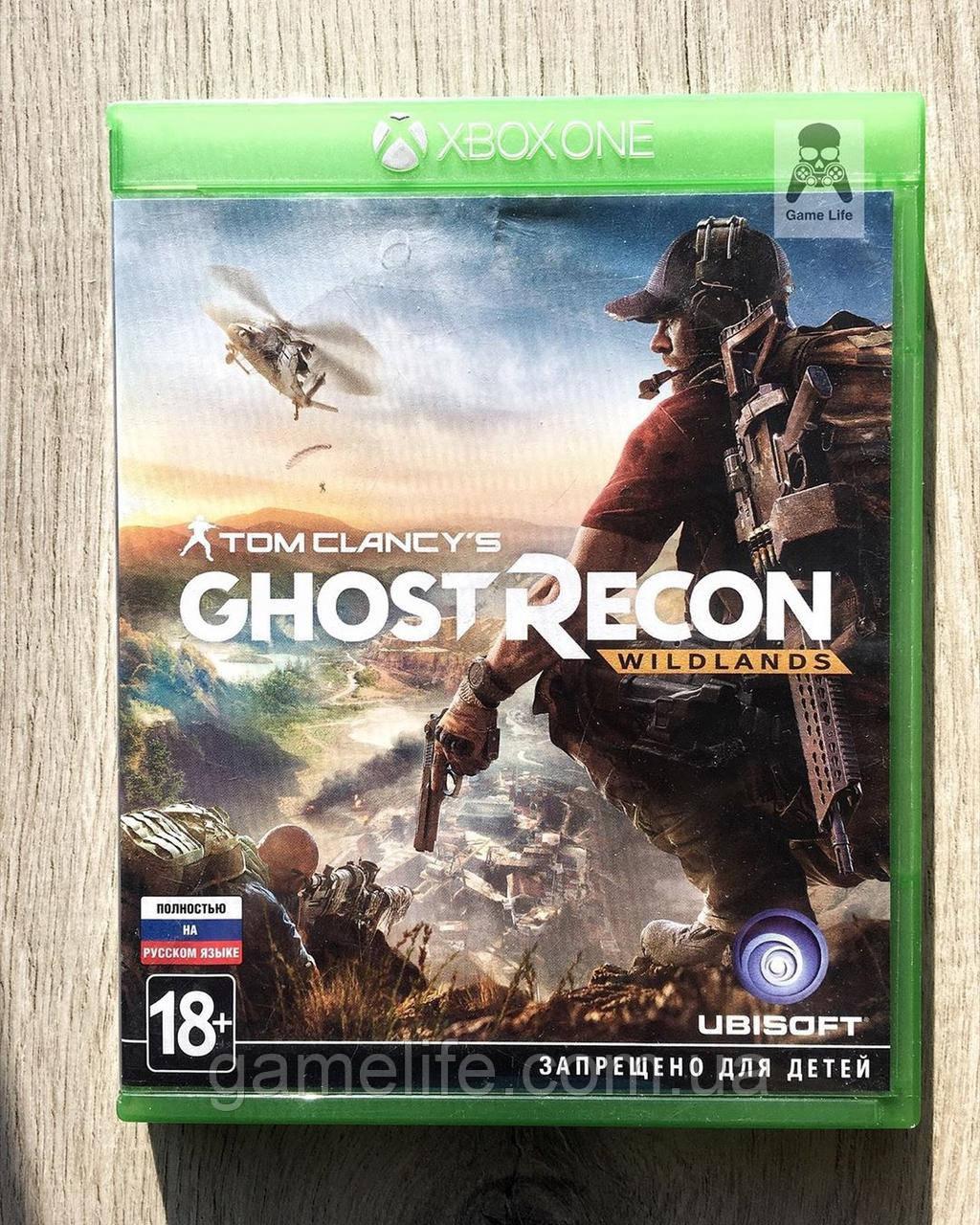 Tom Clancy's Ghost Recon Wildlands (рус.) (б/у) Xbox One