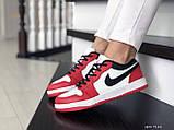 🔥 Кроссовки женские повседневные Nike Air Jordan 1 Low найк эир джордан 1, фото 5