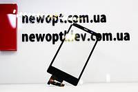 Тачскрин (Сенсор дисплея) Nokia X2 Dual Sim черный оригинал (Китай)