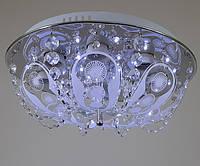 Люстра з пультом світлодіодна-LED Sneha