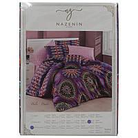 Комплект постельного белья (пододеяльник+2 наволочки) Nazenin Home 458