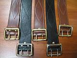 Ремни офицерские кожаные, 85 - 145 см на выбор, фото 4