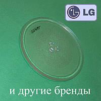 Тарелка (диаметр 255 мм) под куплер для LG, Gorenje 434603, DAEWOO и ...