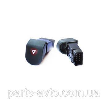 Кнопка аварийной остановки Kangoo 97-07, DACIA Solenza  AUTOTECHTEILE 509 0028, ASAM 32683, 7700308821