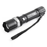Тактический светодиодный фонарик Bailong Police BL-T8626