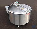 Охладитель молока новый Frigomilk G4 объемом 500 литров, фото 2