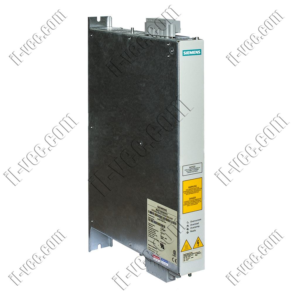 Тормозной блок SIMOVERT MASTERDRIVES, Siemens 6SE7021-6ES87-2DA1, 10kW, 510-650VDC
