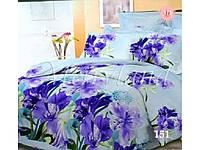 Постільна білизна мікрофібра (бязь) 1,5-спальний арт.151 ТМMERRYLAND