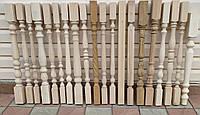 Балясины, балюстрады, комплектующие для лестниц
