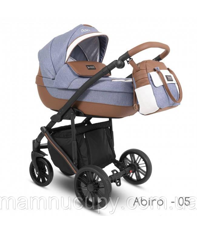 Детская универсальная коляска 2 в 1 Camarelo Abiro 05