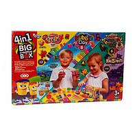 Набор креативного творчества Danko Toys 7858DT 4в1 BIG CREATIVE BOX (7858DT)