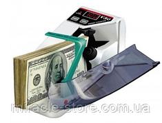Рахункова машинка валюти,банкнот,банкнот,ручна машинка UKC V30 працює від мережі і від батарейок
