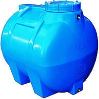 Емкость (бак) для хранения воды горизонтальная G- 150