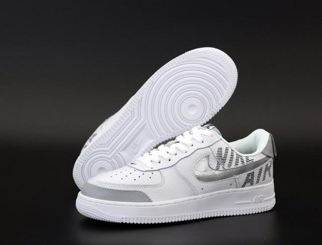 Мужские высокие кеды Nike Air Force