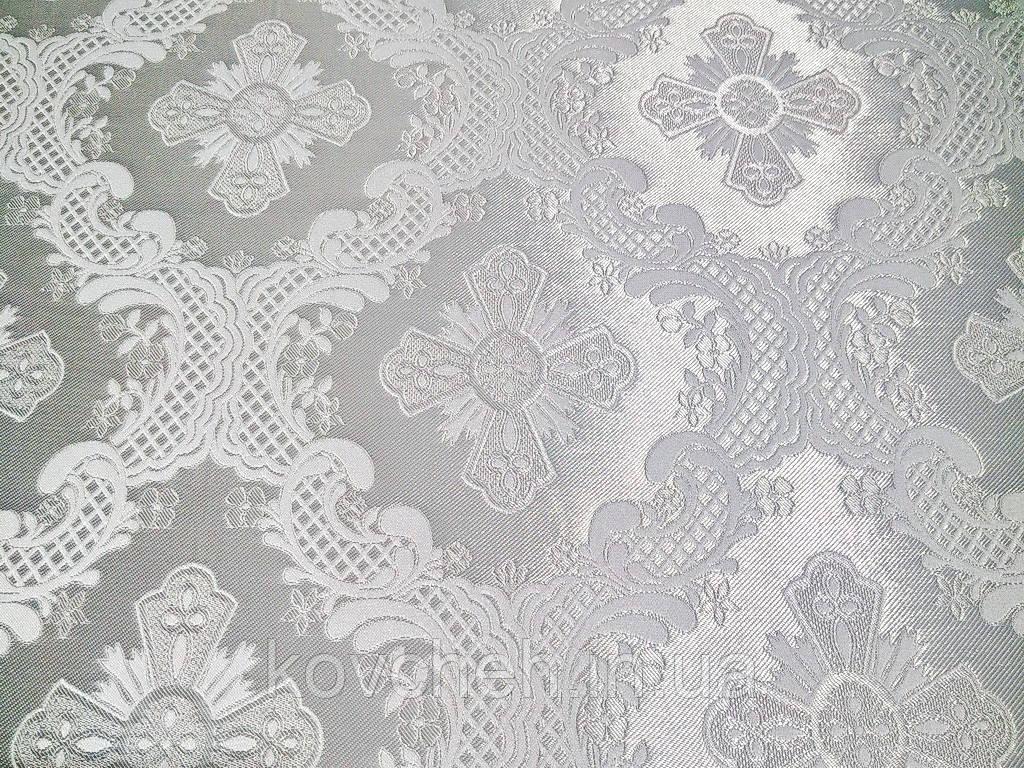 Тканина церковна Елеон,ткань парча,шолк для облачений