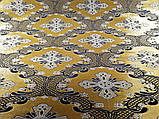 Тканина церковна Елеон,ткань парча,шолк для облачений, фото 6