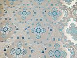 Тканина церковна Елеон,ткань парча,шолк для облачений, фото 7