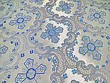 Тканина церковна Елеон,ткань парча,шолк для облачений, фото 8