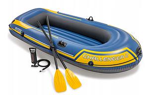 INTEX надувний човен CHALLENGER 2