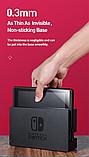 Закаленное защитное стекло Baseus для Nintendo Switch / Есть чехлы, фото 4