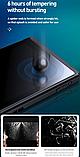 Закаленное защитное стекло Baseus для Nintendo Switch / Есть чехлы, фото 6